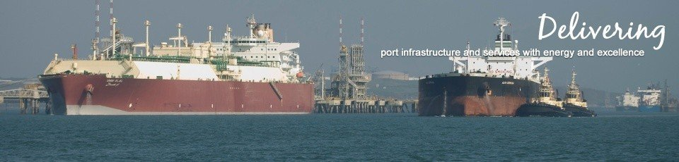 Delivering port infrastructure and services with energy and excellence
