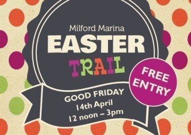 Milford Marina hosts Easter Trail