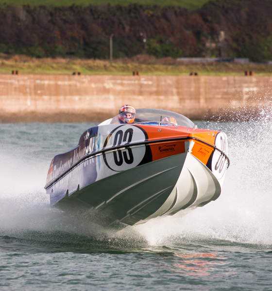 P1 Powerboat Championships come to Milford Haven