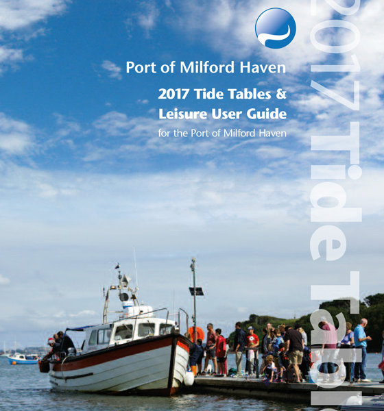 Download the 2017 Tide Tables