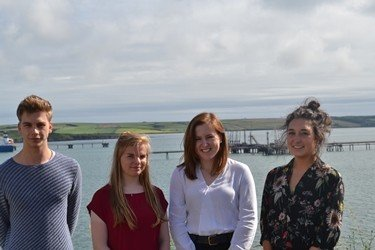 Pembrokeshire students can apply to Port's Scholarship Scheme