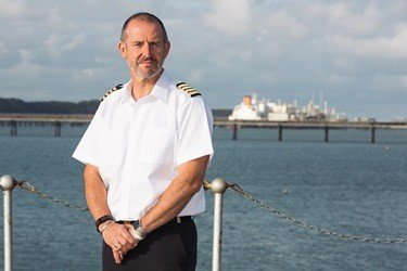 New Harbourmaster takes the helm at the Port of Milford Haven