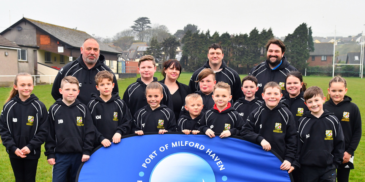 Photo Gallery - Community Support | Port of Milford Haven