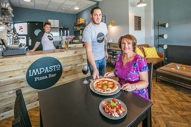 Impasto to bring traditional Italian flavour to Milford Waterfront