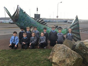 Teaching Pembrokeshire's Plastic Problem