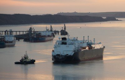 About the Port of Milford Haven