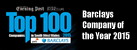 Top 100 Barclays