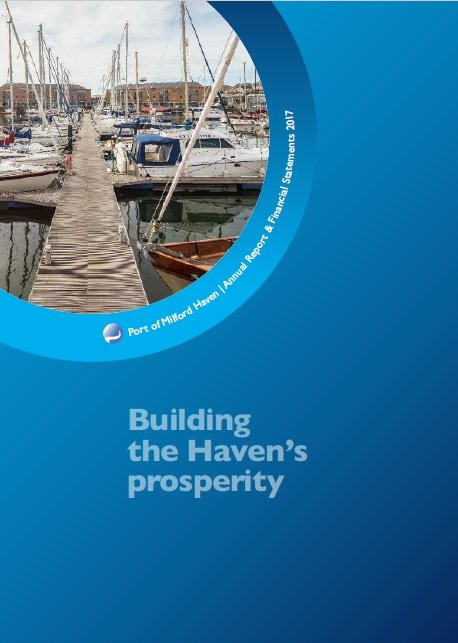 Port of Milford Haven's 2017 Annual Report