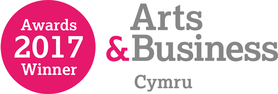 Arts & Business Wales logo