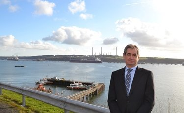 Commodore Ian Shipperley CBE has been appointed to the Port of Milford Haven's Board