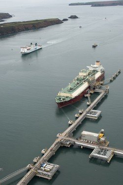 Pembroke port rosslare ferry service sets new 10 year - Rosslare ferry port arrivals ...