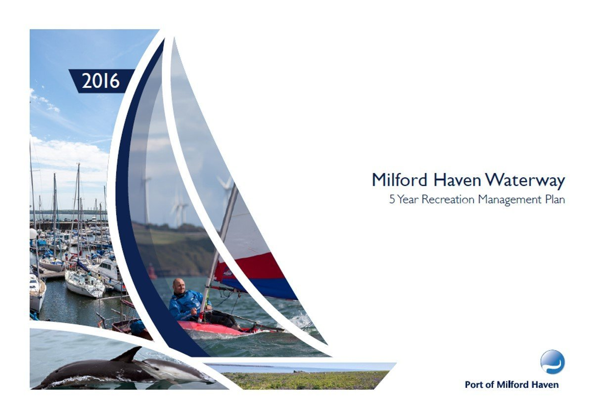 Port of Milford Haven, Recreation Management Plan 2016 - 2021